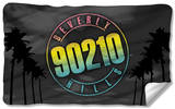 Beverly Hills 90210 - Palms Logo Fleece Blanket Fleece Blanket