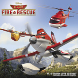 Disney Planes Fire & Rescue - 2016 Calendar Calendars
