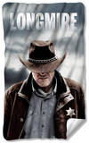 Longmire - Sheriff Fleece Blanket Fleece Blanket