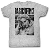 Basic Instinct - Bnw T-shirts