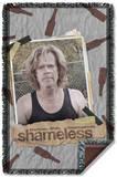 Shameless - Bottles Woven Throw Throw Blanket