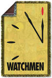 Watchmen - Doomsday Woven Throw Throw Blanket