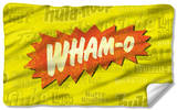 Whamo - Logos Fleece Blanket Fleece Blanket