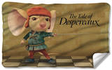 Tale Of Despereaux - On Guard Fleece Blanket Fleece Blanket