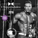 Chippendales - 2016 Calendar Calendarios