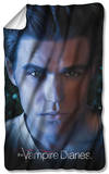 Vampire Diaries - Stefan Eyes Fleece Blanket Fleece Blanket