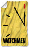 Watchmen - Doomsday Fleece Blanket Fleece Blanket