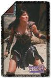 Xena: Warrior Princess - Warrior Woven Throw Throw Blanket