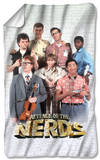 Revenge Of The Nerds - Nerd Pack Fleece Blanket Fleece Blanket