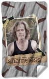 Shameless - Bottles Fleece Blanket Fleece Blanket