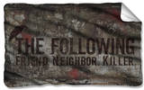The Following - Crow Fleece Blanket Fleece Blanket