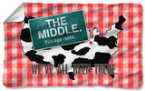 The Middle - Been There Fleece Blanket Fleece Blanket
