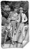 Andy Griffith - Lawmen Fleece Blanket Fleece Blanket