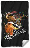 Ray Charles - Soul Fleece Blanket Fleece Blanket