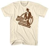 John Wayne - Creed And Code T-shirts