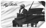 Ray Charles - Sunny Ray Fleece Blanket Fleece Blanket