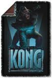 King Kong - Kong Woven Throw Throw Blanket