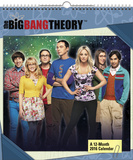 The Big Bang Theory - 2016 Poster Calendar Calendars