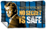 The Mentalist - No Secrets Fleece Blanket Fleece Blanket
