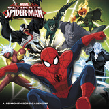 Ultimate Spider-Man - 2016 Premium Calendar Calendars