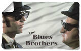 Blues Brothers - Brothers Fleece Blanket Fleece Blanket
