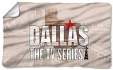 Dallas - Logo Fleece Blanket Fleece Blanket