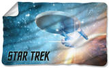 Star Trek - Final Frontier Fleece Blanket Fleece Blanket