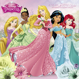 Disney Princess - 2016 Calendar Calendars
