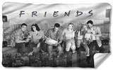 Friends - Break Time Fleece Blanket Fleece Blanket