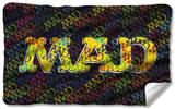 Mad - So Much Mad Fleece Blanket Fleece Blanket