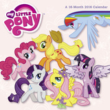 My Little Pony - 2016 Calendar Calendars