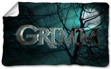 Grimm - Logo Fleece Blanket Fleece Blanket