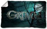 Grimm - Logo Fleece Blanket Fleece Blanket