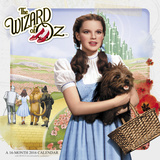 The Wizard of Oz - 2016 Calendar Calendriers