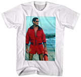 Baywatch - On The Beach T-shirts