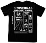 Hot Crazy Matrix - Matrix T-Shirt