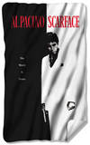 Scarface - Poster Fleece Blanket Fleece Blanket