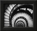 Rookery Stairwell Posters by Jim Christensen