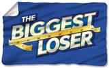 Biggest Loser - New Logo Fleece Blanket Fleece Blanket