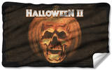 Halloween II - Poster Sub Fleece Blanket Fleece Blanket