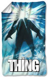 The Thing - Poster Fleece Blanket Fleece Blanket