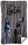 Corpse Bride - Bride And Groom Fleece Blanket Fleece Blanket