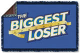 Biggest Loser - New Logo Woven Throw Throw Blanket