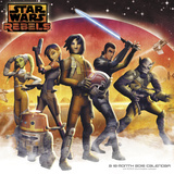 Star Wars Rebels - 2016 Calendar Kalenterit
