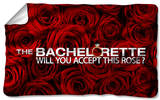 Bachelorette - Roses Fleece Blanket Fleece Blanket