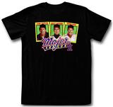 Major League - Cards T-Shirt