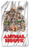 Animal House - Poster Fleece Blanket Fleece Blanket