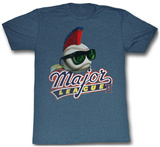 Major League - Mohawk T-Shirt