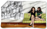 Gilmore Girls - Couch Fleece Blanket Fleece Blanket
