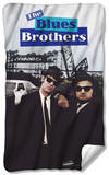 Blues Brothers - Poster Fleece Blanket Fleece Blanket